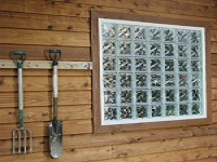 for Where to buy glass block windows