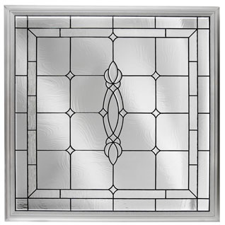 CRAFTSMAN - Craftsman Glass Design with Caming