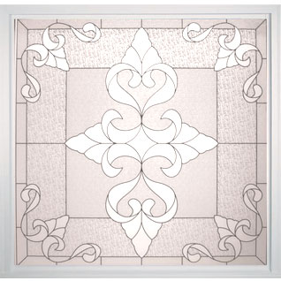 RENAISSANCE - Renaissance Glass Design with Etched Glass