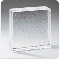 883VISBRI - 8x8x3 Vista Brick (stipple finish)
