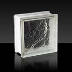 "3"" Ice Glass Block"